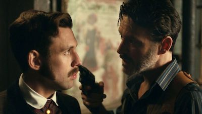 Ripper Street 05x03 : All the Glittering Blades- Seriesaddict
